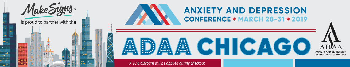 ADAA (Anxiety and Depression Association of America) Conference