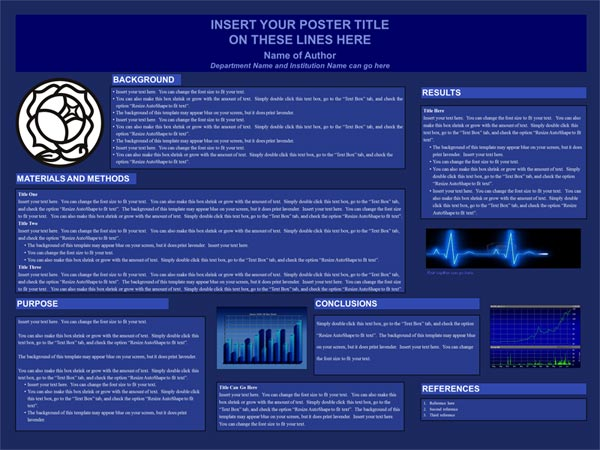Scientific Poster Design Good And Bad Examples Poster